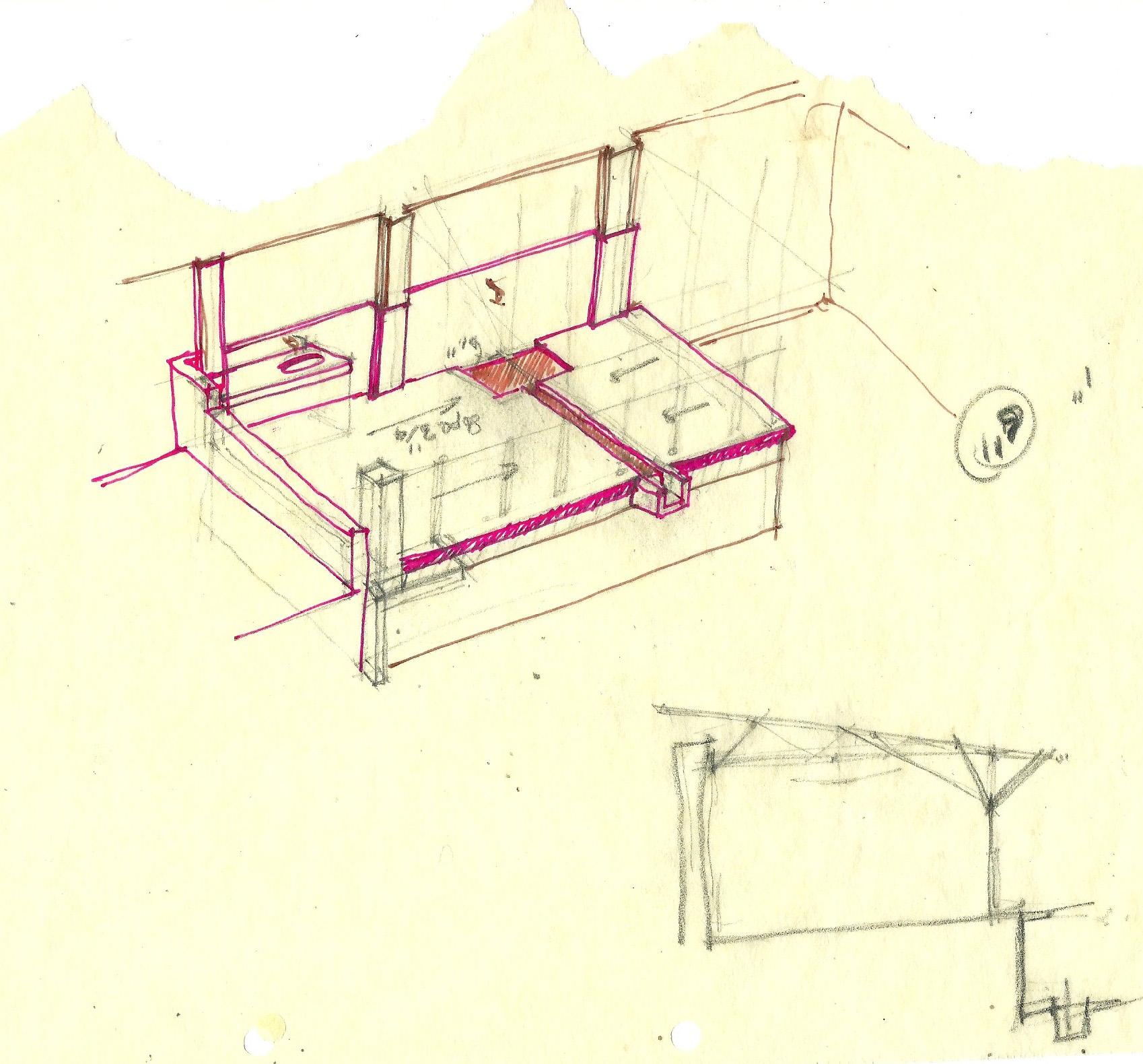 Archioppteryx-architects-puppy-pen-shelter-noida-india-sketch